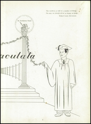 Page 7, 1949 Edition, St Marys High School - Immaculata Yearbook (Michigan City, IN) online yearbook collection