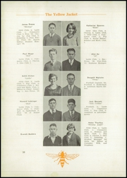 Page 12, 1929 Edition, Jasonville High School - Yellow Jacket Yearbook (Jasonville, IN) online yearbook collection