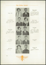 Page 14, 1929 Edition, Jasonville High School - Yellow Jacket Yearbook (Jasonville, IN) online yearbook collection