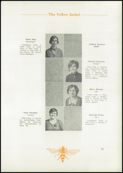 Page 15, 1929 Edition, Jasonville High School - Yellow Jacket Yearbook (Jasonville, IN) online yearbook collection