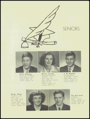 Page 11, 1950 Edition, Jasonville High School - Yellow Jacket Yearbook (Jasonville, IN) online yearbook collection