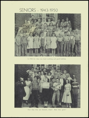 Page 15, 1950 Edition, Jasonville High School - Yellow Jacket Yearbook (Jasonville, IN) online yearbook collection