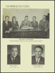 Page 8, 1950 Edition, Jasonville High School - Yellow Jacket Yearbook (Jasonville, IN) online yearbook collection