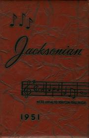 Jackson Central High School - Jacksonian Yearbook (Arcadia, IN) online yearbook collection, 1951 Edition, Page 1