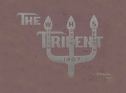 Page 1, 1907 Edition, Wolcott High School - Trident Yearbook (Wolcott, IN) online yearbook collection