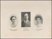Page 9, 1907 Edition, Wolcott High School - Trident Yearbook (Wolcott, IN) online yearbook collection
