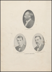 Page 10, 1908 Edition, Wolcott High School - Trident Yearbook (Wolcott, IN) online yearbook collection