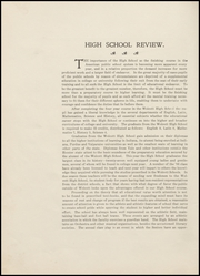 Page 12, 1908 Edition, Wolcott High School - Trident Yearbook (Wolcott, IN) online yearbook collection