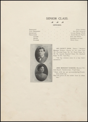 Page 16, 1908 Edition, Wolcott High School - Trident Yearbook (Wolcott, IN) online yearbook collection