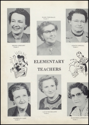 Page 10, 1954 Edition, Wolcott High School - Trident Yearbook (Wolcott, IN) online yearbook collection