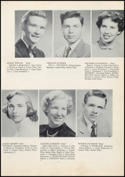 Page 13, 1954 Edition, Wolcott High School - Trident Yearbook (Wolcott, IN) online yearbook collection
