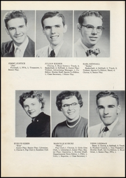 Page 14, 1954 Edition, Wolcott High School - Trident Yearbook (Wolcott, IN) online yearbook collection