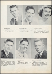 Page 15, 1954 Edition, Wolcott High School - Trident Yearbook (Wolcott, IN) online yearbook collection
