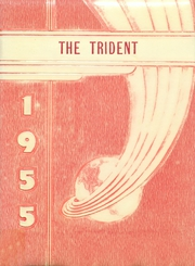 Page 1, 1955 Edition, Wolcott High School - Trident Yearbook (Wolcott, IN) online yearbook collection