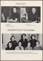 Page 11, 1955 Edition, Wolcott High School - Trident Yearbook (Wolcott, IN) online yearbook collection