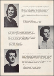 Page 16, 1955 Edition, Wolcott High School - Trident Yearbook (Wolcott, IN) online yearbook collection