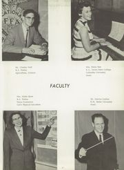 Page 11, 1959 Edition, Wolcott High School - Trident Yearbook (Wolcott, IN) online yearbook collection