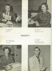 Page 12, 1959 Edition, Wolcott High School - Trident Yearbook (Wolcott, IN) online yearbook collection