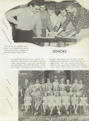 Page 17, 1959 Edition, Wolcott High School - Trident Yearbook (Wolcott, IN) online yearbook collection