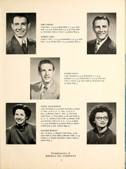 Page 11, 1953 Edition, North Webster High School - Troy Yearbook (North Webster, IN) online yearbook collection