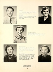 Page 12, 1953 Edition, North Webster High School - Troy Yearbook (North Webster, IN) online yearbook collection