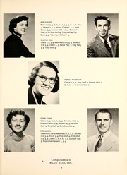 Page 13, 1953 Edition, North Webster High School - Troy Yearbook (North Webster, IN) online yearbook collection