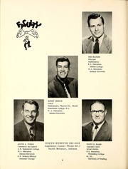 Page 8, 1953 Edition, North Webster High School - Troy Yearbook (North Webster, IN) online yearbook collection
