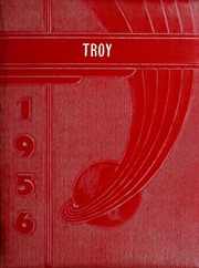 1956 Edition, North Webster High School - Troy Yearbook (North Webster, IN)
