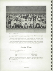 Page 22, 1945 Edition, Otter Creek High School - Otter Yearbook (North Terre Haute, IN) online yearbook collection