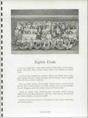 Page 25, 1945 Edition, Otter Creek High School - Otter Yearbook (North Terre Haute, IN) online yearbook collection