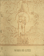 Page 1, 1944 Edition, Wakarusa High School - Waka Memories Yearbook (Wakarusa, IN) online yearbook collection