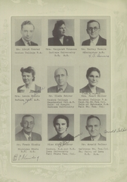 Page 15, 1944 Edition, Wakarusa High School - Waka Memories Yearbook (Wakarusa, IN) online yearbook collection