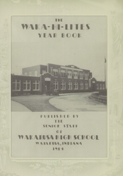 Page 7, 1944 Edition, Wakarusa High School - Waka Memories Yearbook (Wakarusa, IN) online yearbook collection