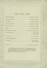 Page 9, 1944 Edition, Wakarusa High School - Waka Memories Yearbook (Wakarusa, IN) online yearbook collection
