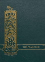 Wakarusa High School - Waka Memories Yearbook (Wakarusa, IN) online yearbook collection, 1947 Edition, Page 1