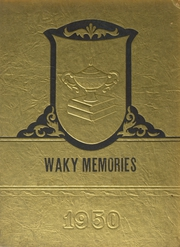 Page 1, 1950 Edition, Wakarusa High School - Waka Memories Yearbook (Wakarusa, IN) online yearbook collection