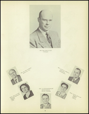 Page 13, 1950 Edition, Wakarusa High School - Waka Memories Yearbook (Wakarusa, IN) online yearbook collection