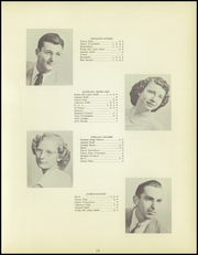 Page 17, 1950 Edition, Wakarusa High School - Waka Memories Yearbook (Wakarusa, IN) online yearbook collection