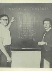 Page 7, 1954 Edition, Wakarusa High School - Waka Memories Yearbook (Wakarusa, IN) online yearbook collection