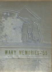 Wakarusa High School - Waka Memories Yearbook (Wakarusa, IN) online yearbook collection, 1955 Edition, Page 1