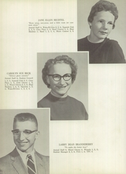 Page 20, 1957 Edition, Wakarusa High School - Waka Memories Yearbook (Wakarusa, IN) online yearbook collection