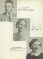 Page 21, 1957 Edition, Wakarusa High School - Waka Memories Yearbook (Wakarusa, IN) online yearbook collection