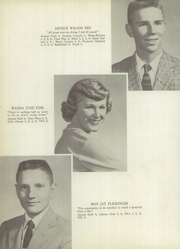 Page 22, 1957 Edition, Wakarusa High School - Waka Memories Yearbook (Wakarusa, IN) online yearbook collection