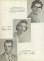 Page 24, 1957 Edition, Wakarusa High School - Waka Memories Yearbook (Wakarusa, IN) online yearbook collection