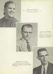 Page 25, 1957 Edition, Wakarusa High School - Waka Memories Yearbook (Wakarusa, IN) online yearbook collection