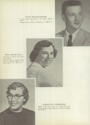 Page 26, 1957 Edition, Wakarusa High School - Waka Memories Yearbook (Wakarusa, IN) online yearbook collection