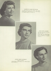 Page 27, 1957 Edition, Wakarusa High School - Waka Memories Yearbook (Wakarusa, IN) online yearbook collection