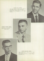 Page 28, 1957 Edition, Wakarusa High School - Waka Memories Yearbook (Wakarusa, IN) online yearbook collection