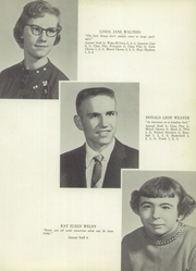 Page 29, 1957 Edition, Wakarusa High School - Waka Memories Yearbook (Wakarusa, IN) online yearbook collection