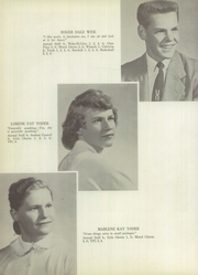 Page 30, 1957 Edition, Wakarusa High School - Waka Memories Yearbook (Wakarusa, IN) online yearbook collection
